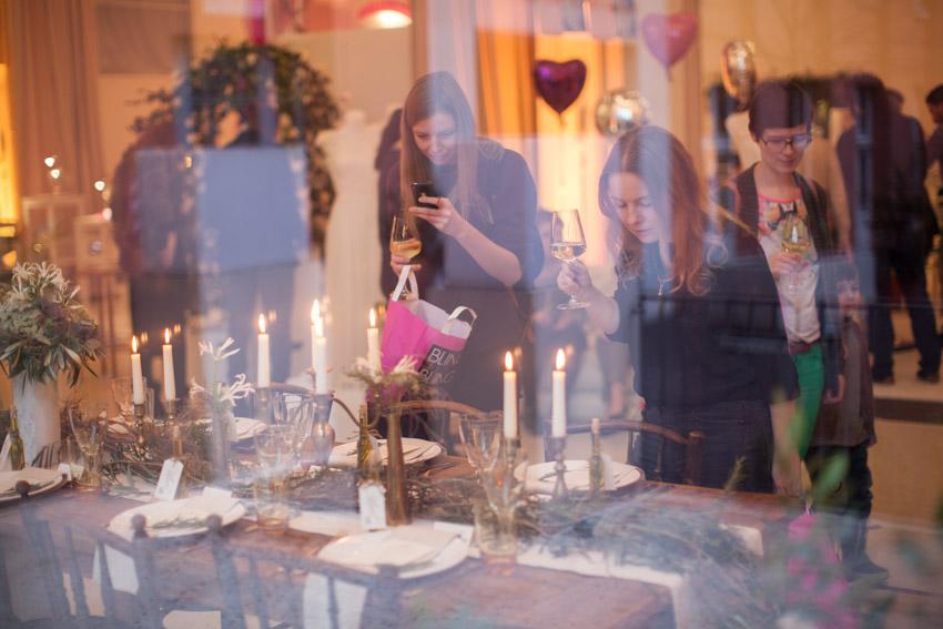 Impressionen Tischdeko Love Circus Bash Hochzeitsmesse
