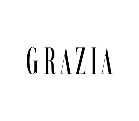 GRAZIA Logo - Love Circus BASH