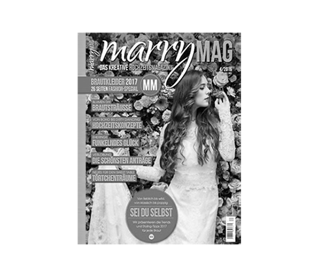 marry mag Cover - Love Circus BASH