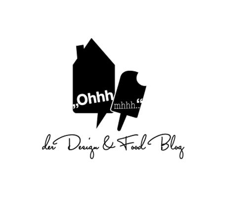 ohhh mhhh Design & Food Blog Logo - Love Circus BASH