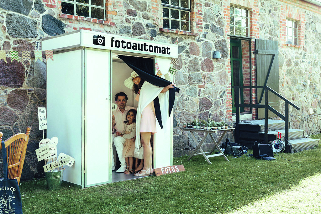 Fotoautomat Berlin - Hochzeitsmesse Love Circus BASH - Elena Wagner Photography