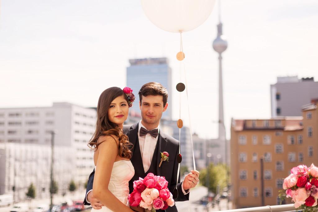 Soho House Berlin Hochzeitslocation - Love Circus Bash Aussteller 2017