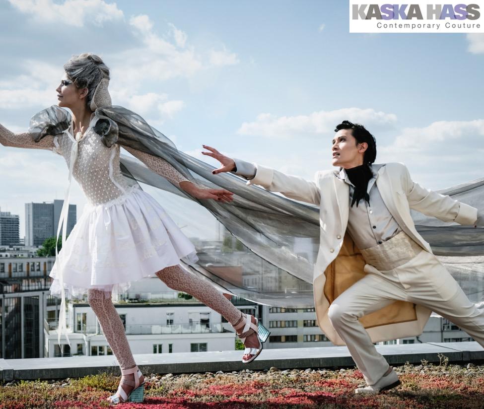 KaskaHass-Hochzeitspaar-Hasch mich-ich bin